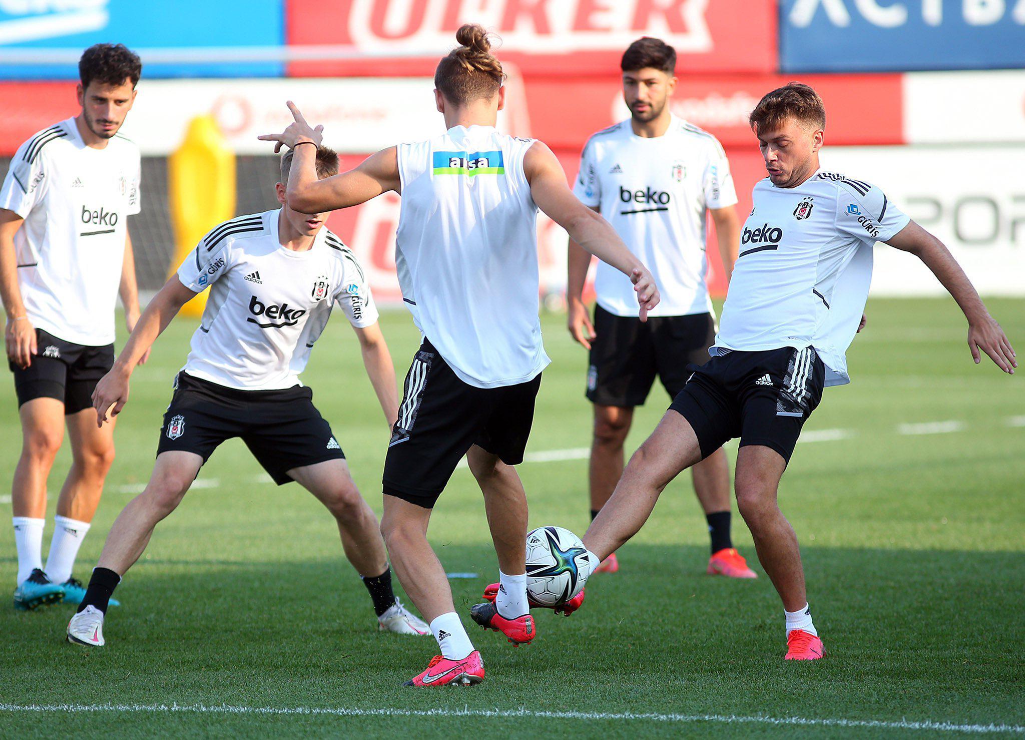 Beşiktaş sezon açılışını yapıyor