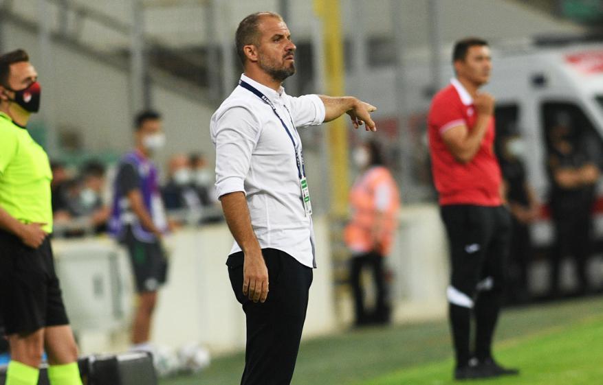 Bursasporda Mustafa Erin yeni sezonu kısa sürdü