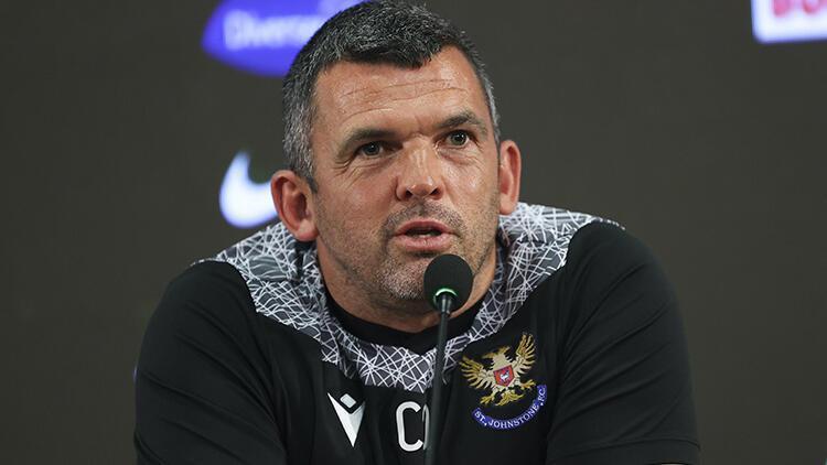 Callum Davidson: Geçen hafta Şampiyonlar Ligine katılmaya çalışıyorlardı