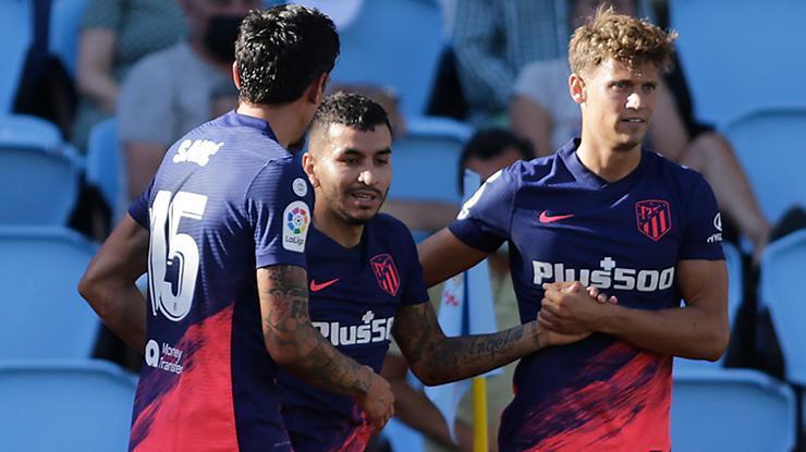 Celta Vigo - Atletico Madrid maç sonucu: 1-2