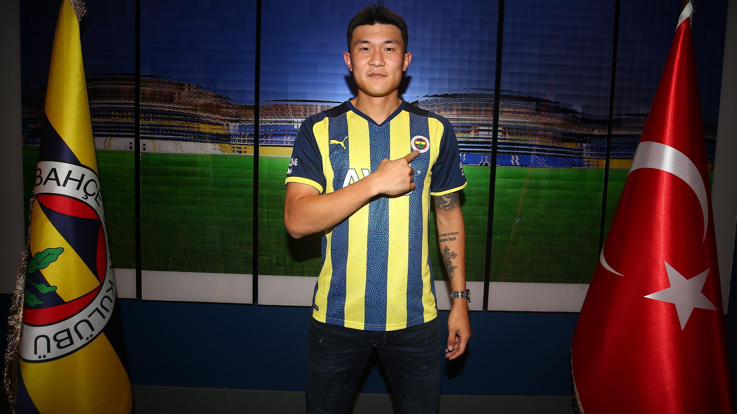 Fenerbahçede Min Jae-Kim, Adana Demirspor karşısında 11de