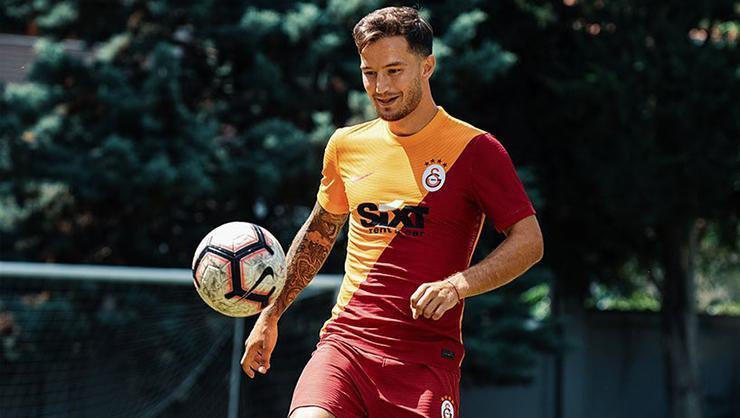 Galatasarayda Oğulcan Çağlayan gelişmesi