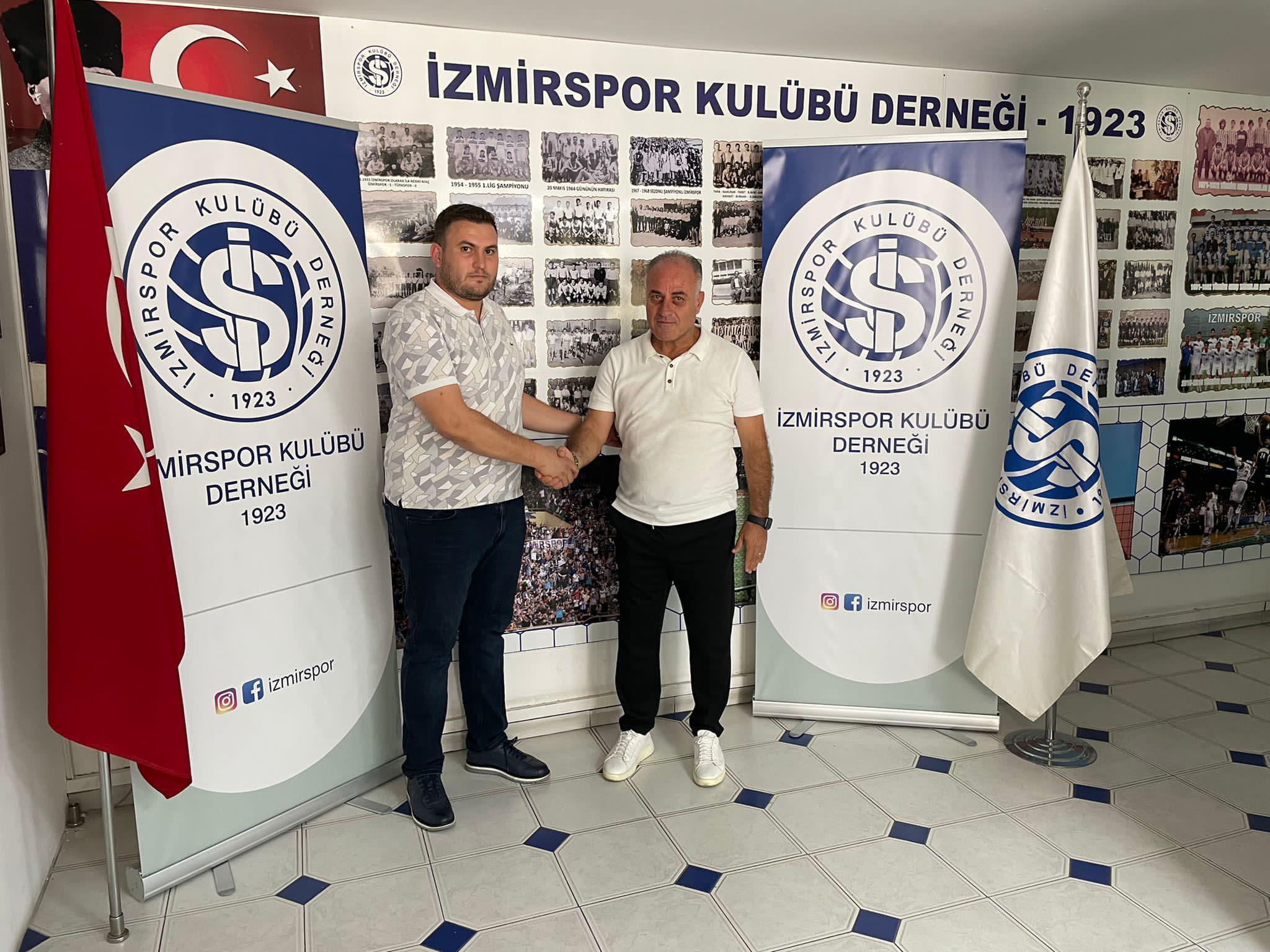 İzmirsporda Ali Metin dönemi