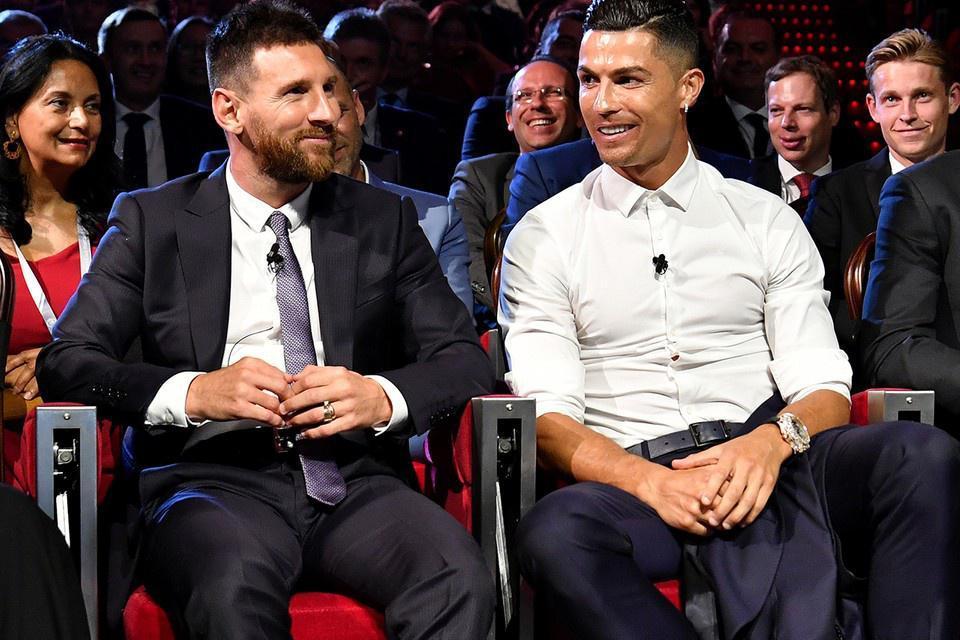 Lionel Messinin PSGye transferi sonrası Cristiano Ronaldo sürprizi!