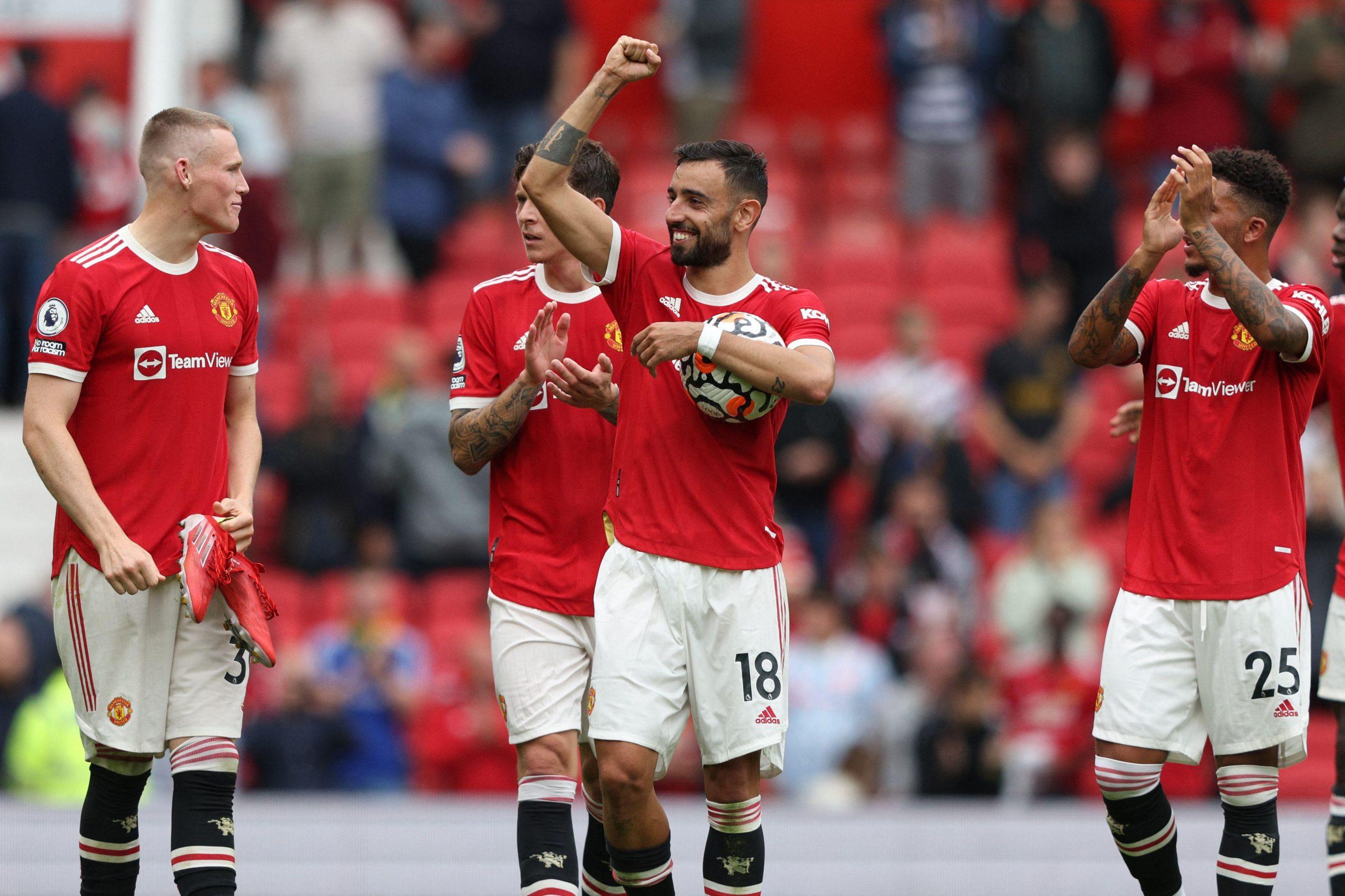 Manchester United - Leeds United maç sonucu: 5-1