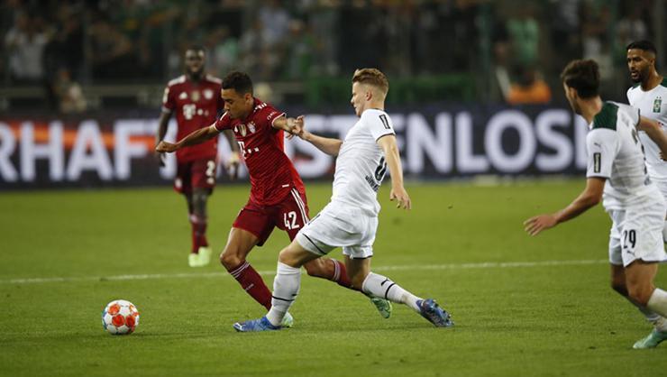 ÖZET | Borussia Mönchengladbach-Bayern Münih maç sonucu: 1-1