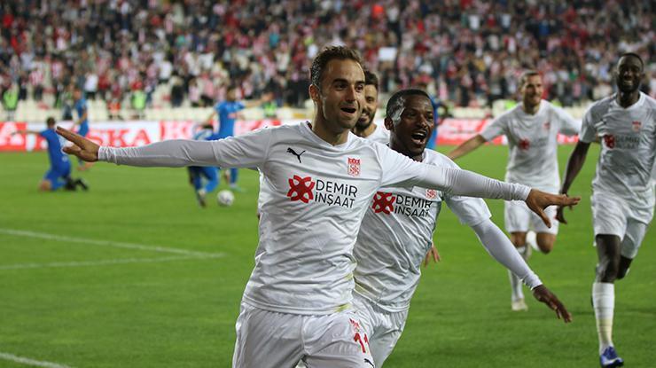ÖZET | Sivasspor-Dinamo Batumi maç sonucu: 1-1