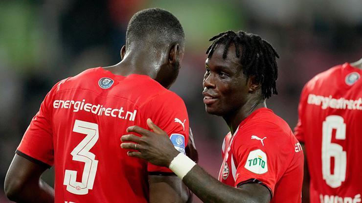 PSV bu kez Bruma ile kazandı! 5te 5 yaptılar