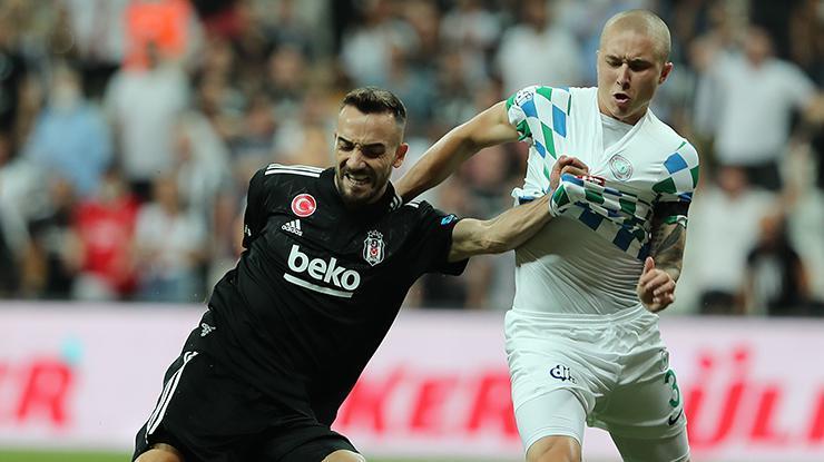 Sebastian Holmen: Üç gol dışında Beşiktaşın pozisyonu yoktu