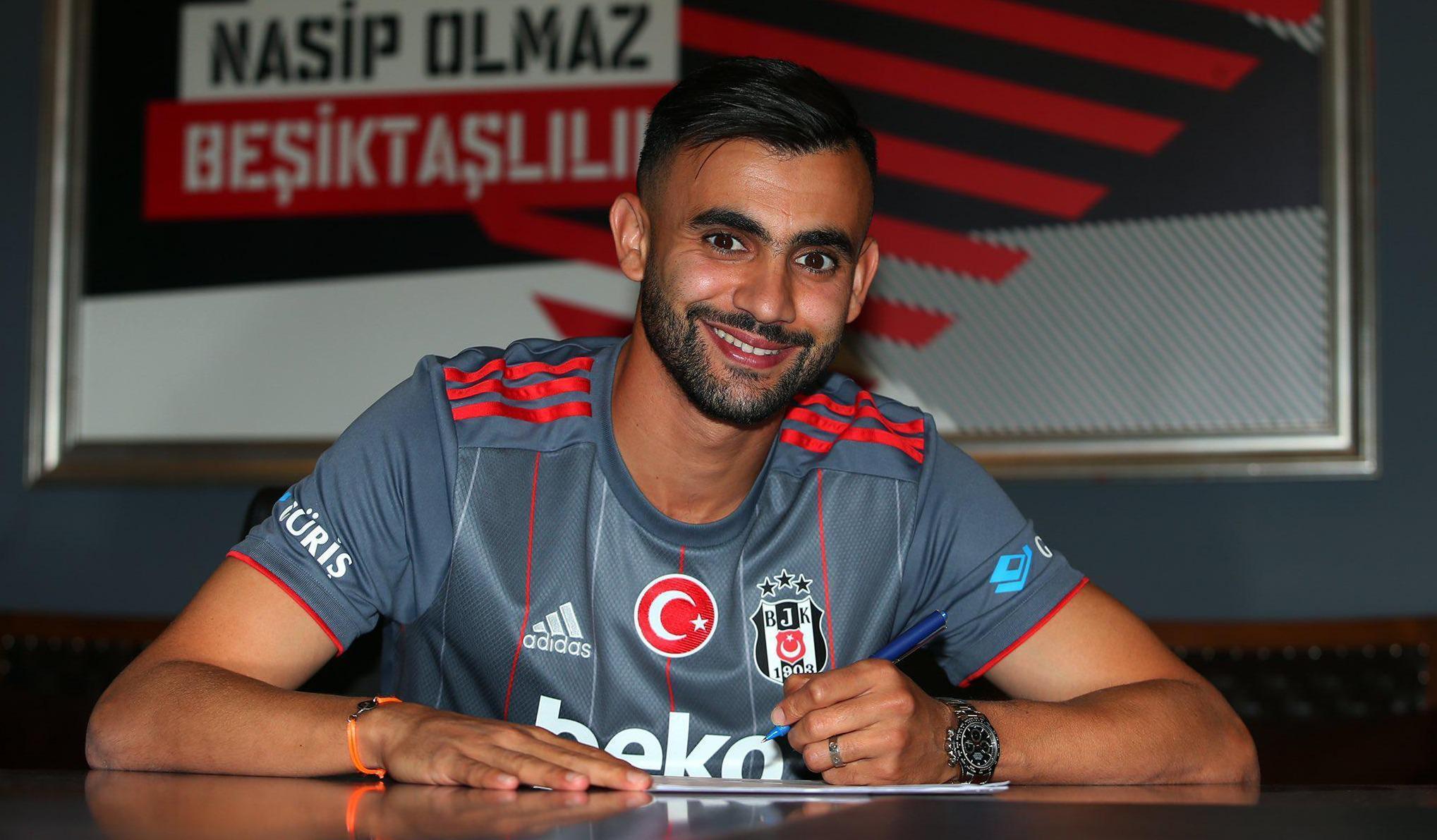 Son dakika haberi: Transferin gözdesi Rachid Ghezzal resmen Beşiktaşta!