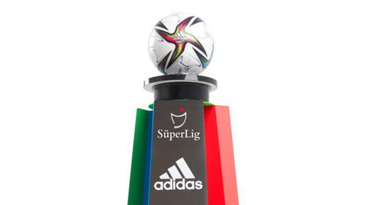 Süper Lig bu sezon da Adidas Conext top ile oynanacak