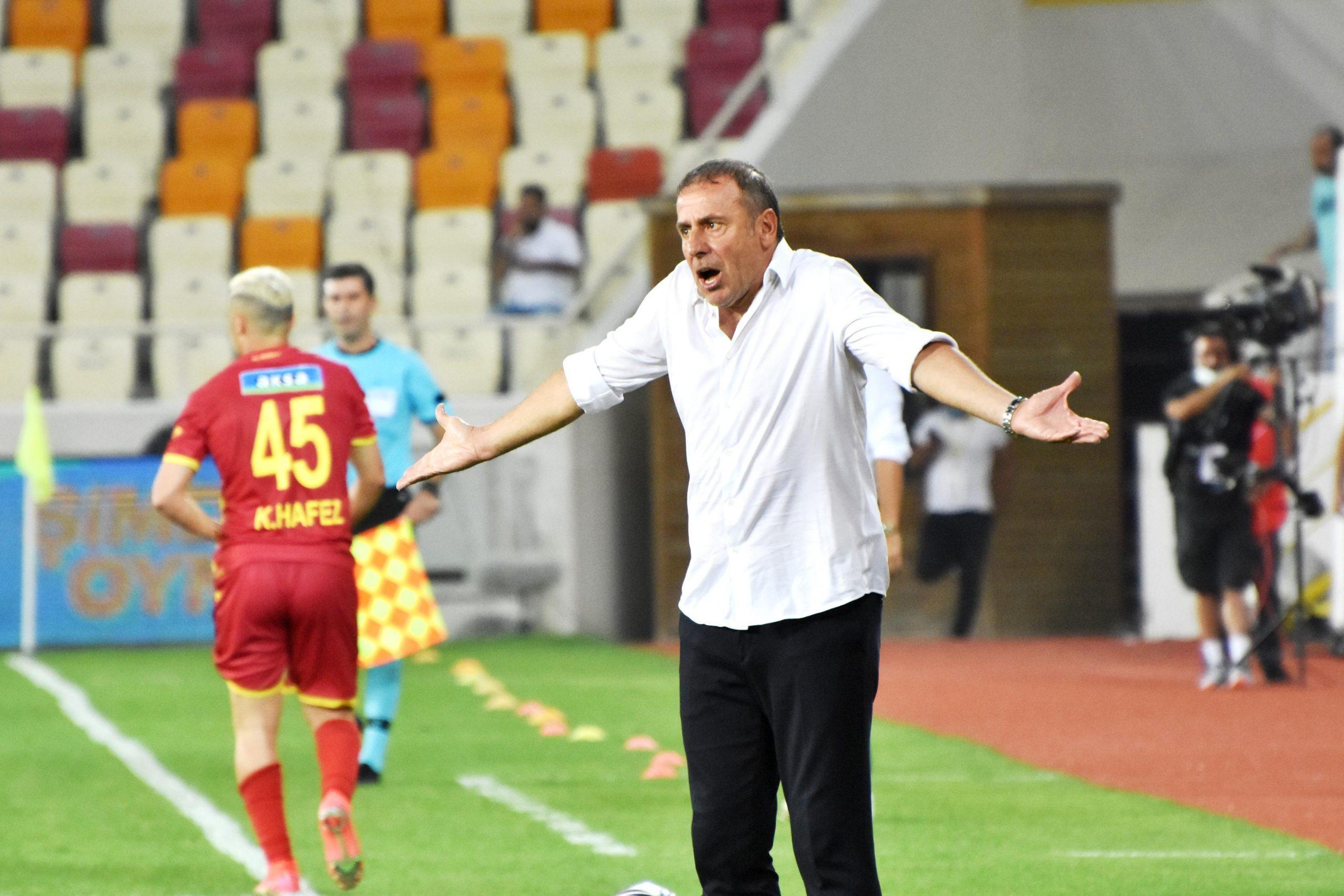 Trabzonspor haberi: Abdullah Avcı: Oyun PlayStationdaki gibi