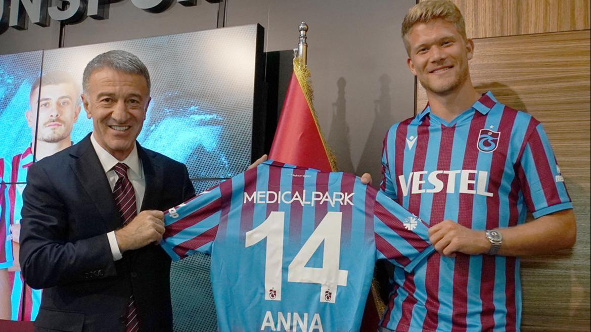 Trabzonspor haberi: Cornelius, Yeni Malatyaspor maçında sahada