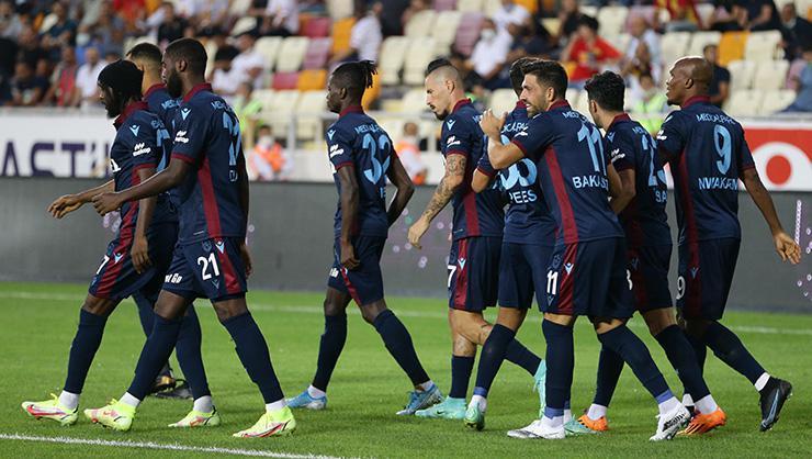 Trabzonsporda Hamsik ve Gervinho iş başında