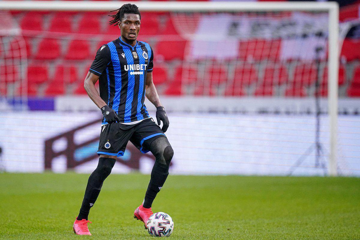 Trabzonsporda Simon Deli için yoğun çaba