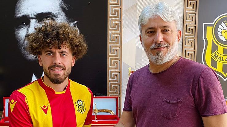Yeni Malatyaspor, Ogün Özçiçeki transfer etti
